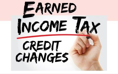 Big Earned Income Tax Credit Changes for all South Kansas City Filers in 2021